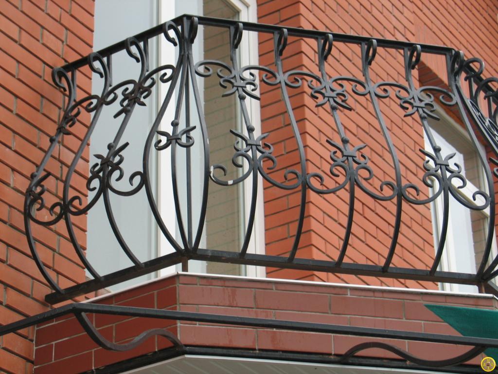 Купить кованые балконы и балконные ограждения в белгороде. к.